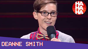 DeAnne Smith - How Middle Aged Women Text - YouTube