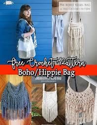 Free Hippie Crochet Patterns New Design