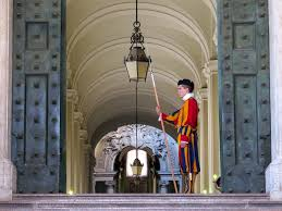 a photo essay on gap year swiss guard at the vatican