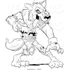 Small Picture Fancy Werewolf Coloring Pages 49 In Coloring Pages Online With