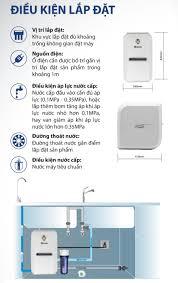 Máy lọc nước AO Smith E2 Mới Nhất - Công Nghệ Hiện Đại 2020