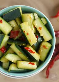 a refreshing and y chinese cuber salad that is a great starter for any meal