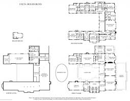 Image Mansion Floor Plans  Mediterranean Mansion Floor Plans Floor Plan Mansion