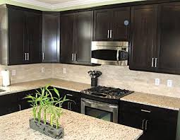 Best Wall Color For Kitchen With Espresso Cabinets mesmerizing