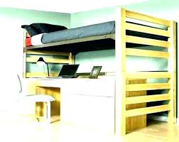 loft beds with desks bed desk under double w double bunk beds with desk