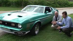 Georgian Bay Classics | 1972 Ford Mustang Mach 1 - YouTube