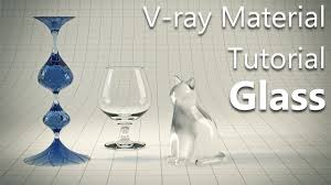 Vray Glass Material Tutorial In 3ds Max Youtube