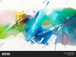 abstract colorful oil painting on canvas texture hand drawn brush stroke oil color paintings background