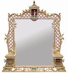 Mirrors In Bedroom Superstition Period And Antique Style Giltwood Mirrors