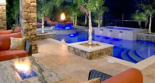 Pool Design Miami Modern Luxury House Design With Elegant Lighting Can Be
