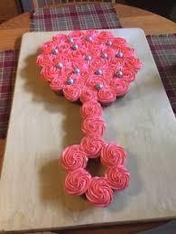 Pull Apart Cupcake CakesPull Apart Baby Shower Cupcakes