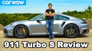 <b>Porsche 911</b> Turbo S 2021 review - see how quick it REALLY is to ...