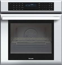 thermador 26 inch wall oven with convection stainless steel 208 240 v