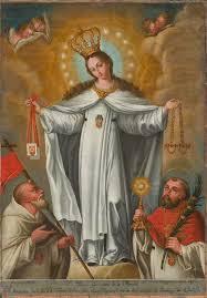 Resultado de imagen para virgen de la merced
