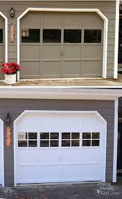 garage doors with windows. Simple With How To Add Fake Grilles Garage Door Windows For Garage Doors With Windows I