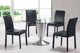 Dining Tables Dining Room Table And Chair Sets Ebay Decor Ideas Black Glass Dining Table And Chairs Ebay