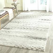 4 by 6 rug retro modern abstract cream grey distressed area x rugs canada