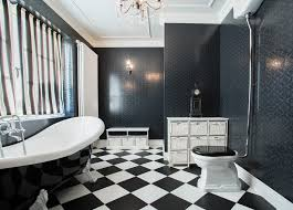 40 Black And White Bathroom Ideas Design Pictures Designing Idea Beauteous Black Bathroom Tile Ideas