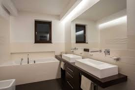 bathroom lighting contemporary. Linear Bathroom Lighting Recessed Led Light Contemporary R