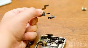 How to fix a stuck or broken f button on a Verizon or Sprint