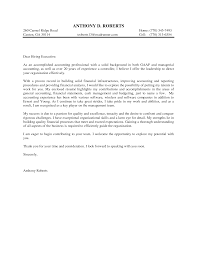Gallery Of General Cover Letter Samples For Employment