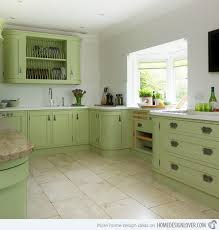 green painted kitchen cabinets. Modren Painted Greenpainted Wood Inside Green Painted Kitchen Cabinets E