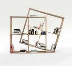 Fold Up Shelf A Fold Up Bookshelf You Can Reconfigure Design Milk