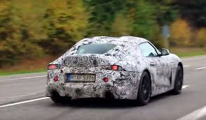 2019 Toyota Supra Sounds Angry in Nurburgring Spy Video ...