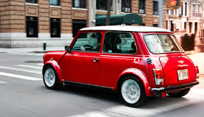 Classic Mini Electric Car - Yes or No? - FunkyKit