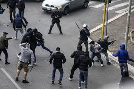 Finale Coppa Italia, spari contro tifosi del Napoli: uno grave. Fermato  ultra Roma - Il Fatto Quotidiano