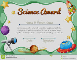 Best Of Certificate Format Pdf Download Copy Science Fair Award ...