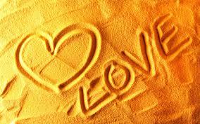 Heart In Love Wallpaper HD