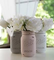 How To Decorate Mason Jars Mesmerizing How To Paint And Distress Mason Jars