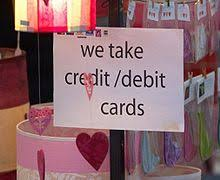 The style of your life. Credit Card Wikipedia