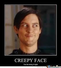 MEMES SCARY FACE image memes at relatably.com via Relatably.com