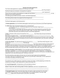 Templates Format Contracts Free Sample Word Renewal Document ...