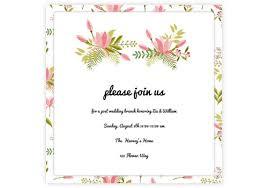 Wedding Invitation Online Online Wedding Invitation E Invitation