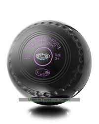 Weight Of Lawn Bowls Chart Drakes Pride Professional Bowls Black Gripped Size 00 Heavy