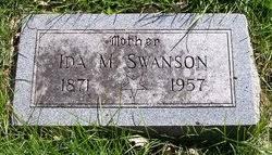 Ida Marie Hansen Swanson (1871-1957) - Find A Grave Memorial