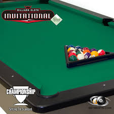 Championship Billiard Cloth Pool Table Cloth
