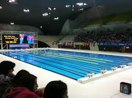 Contemporary Olympic Swimming Pool 2012 The 1 Inside Modern Design