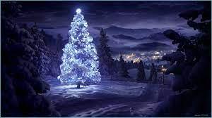 14 Beautiful Christmas Tree Wallpapers ...