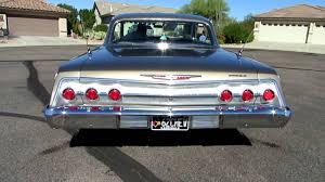 1962 Chevrolet Impala SS - YouTube