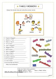 9 best Family Gor images on Pinterest | Printable worksheets ...
