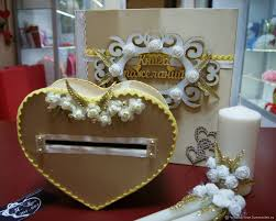 Buy Set Of Accessories For A Golden Wedding Chic On Livemaster