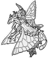 Fairies 10 Fantasy Coloring Pages Coloring Page Book For Kids