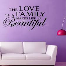 Family Beautiful Quotes Best of The Love Of A Family Makes Life Beautiful Golfian