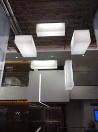 lighting technician. custom interlux lights at river center in chicago lighting technician i