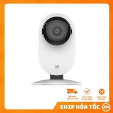 Camera trông trẻ Xiaomi Yi Home, Full HD 1080p, bản quốc tế Global - Hệ  thống camera giám sát