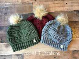 Crochet Winter Hat Pattern Unique Crochet Winter Hats Free Crochet Pattern Free Crochet Patterns